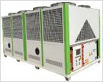 低温风冷式螺杆冷冻机